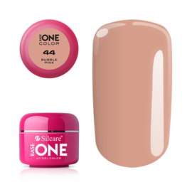 Base One - UV COLOR GEL - 44. Bubble Pink