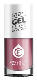 CF Gel Effekt Nagellak - Step 1 - 310. Lila