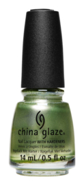 China Glaze - Nail Polish - 84915 - FAMOUS FIR SURE