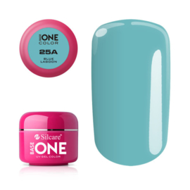Base One - UV COLOR GEL - 25A. Blue Lagoon