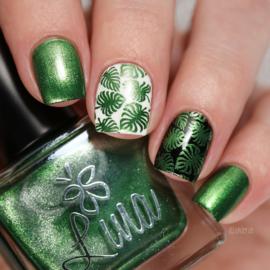 Lina - Stamping polish - Girl, you croc!
