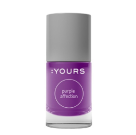 Yours Cosmetics - Stamping Polish - 6. Purple Affection