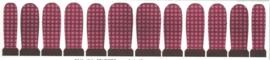 Artnr: 29886736 WD A1-18 Pinky Dots