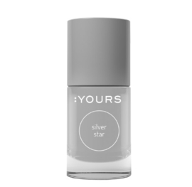 Yours Cosmetics - Stamping Polish - 5. Silver Star
