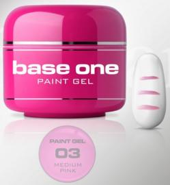 UV PAINT GEL - 03. Medium Pink