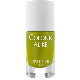 Colour Alike - Stamping Polish - 76. Lime Punch (metallic)