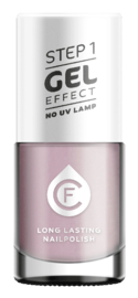CF Gel Effekt Nagellak - Step 1 - 326. Smokey Lavender