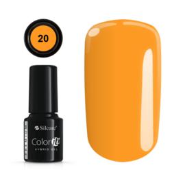 Color IT Premium - Hybrid Neon Gel - 20