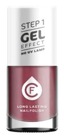 CF Gel Effekt Nagellak - Step 1 - 309. Marsala