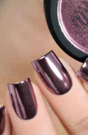 Lina - Pixiedust - Chrome/Mirror Powder - Jennifer dress pink
