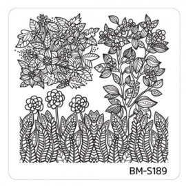 Bundle Monster - Mystic Woods Nail Stamp Plate - Life's Boutique