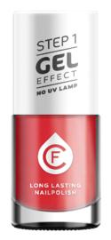 CF Gel Effekt Nagellak - Step 1 - 233. Hell Pink