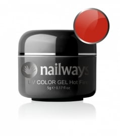 Nailways - NWUVC5 - UV COLOR GEL - Hot Fire