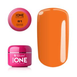 Base One - UV COLOR GEL - 81. Orange Nectar