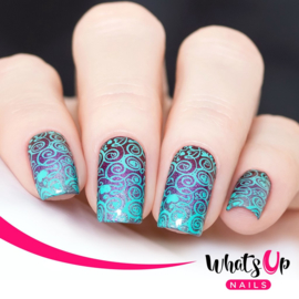 Whats Up Nails - Stamping Plate - B041 Season of Love