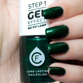CF Gel Effekt Nagellak - Step 1 - 516. Fir Green