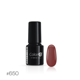 Color IT Premium - Hybrid Color Gel - 650
