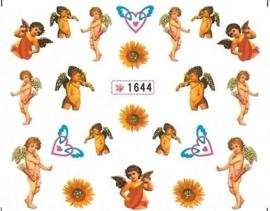 Waterdecals - Angels