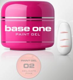 UV PAINT GEL - 02. Delicate Pink