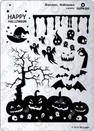 Monsters - 21. Halloween
