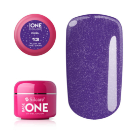 Base One - UV COLOR GEL - Pixel - 13. Plum in the Dark