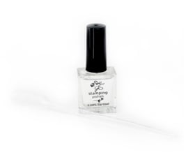 Clear Jelly Stamper-  Polish Thinner