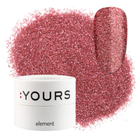 : Yours - Element - Eco Glitter - Pink Sweetness