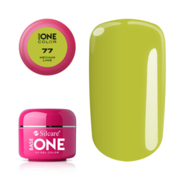 Base One - UV COLOR GEL - 77. Medium Lime