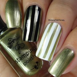 Clear Jelly Stamper Polish - #46 Enchanted Slippers