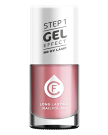 CF Gel Effekt Nagellak - Step 1 - 303. Old Pink