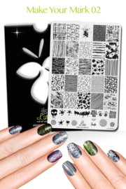 Lina - Stamping Plate - Make Your Mark - 02