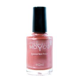 Moyou Nail Fashion - Stamping Polish - 35. Crimson Sky