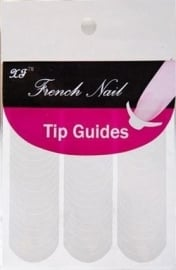 French Nail Tip Sticker - Guides 1