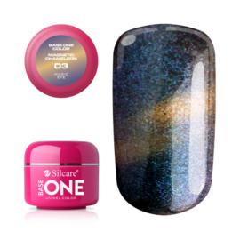 Base One - UV COLOR GEL - Magnetic Chameleon - 03. Magic Eye
