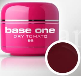 Base One - UV MARSALA GEL - 92. Dry Tomato