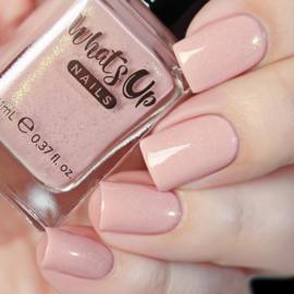 Whats Up Nails - Nail Polish - WNP007. Desert Rose