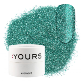 : Yours - Element - Eco Glitter - Turquoise Beauty