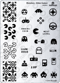 Nailways - Monsters - 23. Video Games