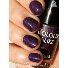 Colour Alike - Nail Polish -  502. Dark Holo