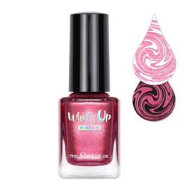 Whats Up Nails - Stamping polish - WSP032. Ruse to the Occasion