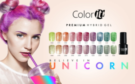 Color IT Premium - Hybrid Unicorn Gel - 2450