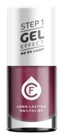 CF Gel Effekt Nagellak - Step 1 - 318. Bromine
