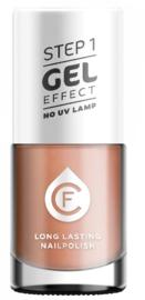 CF Gel Effekt Nagellak - Step 1 - 126. Soft Old Pink