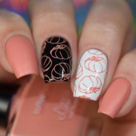 Lina Nail Art Supplies - Nail lacquer - Toffee Nut