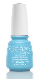China Glaze - Geláze - Color 84235 - Chalk me up!