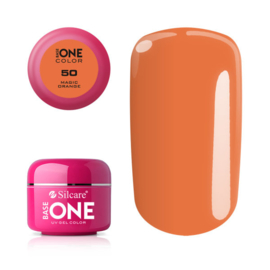 Base One - UV COLOR GEL - 50. Magic Orange