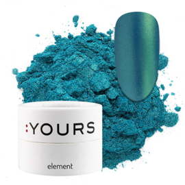 : Yours - Element - Green Peacock