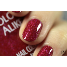 Colour Alike -  Nail Polish - The Butterfly Lovers - 629. Holy Sin (Ultra Holographic)