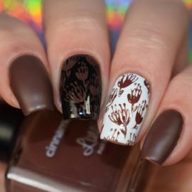 Lina Nail Art Supplies - Nail lacquer - Cinnemon Roll