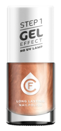 CF Gel Effekt Nagellak - Step 1 - 130. Golden Nude